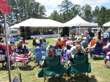Four Oaks Acorn Festival 2007-1