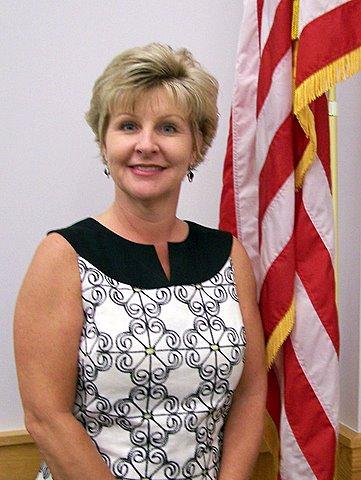 Former Smithfield Town Clerk Debbie Godwin