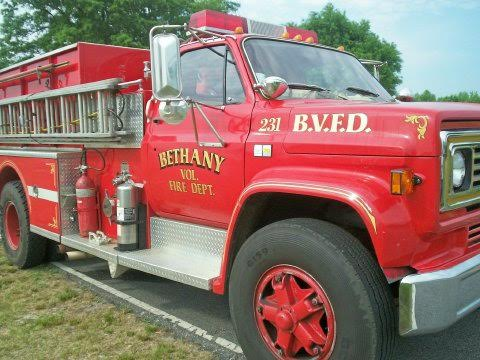Bethany Fire Truck