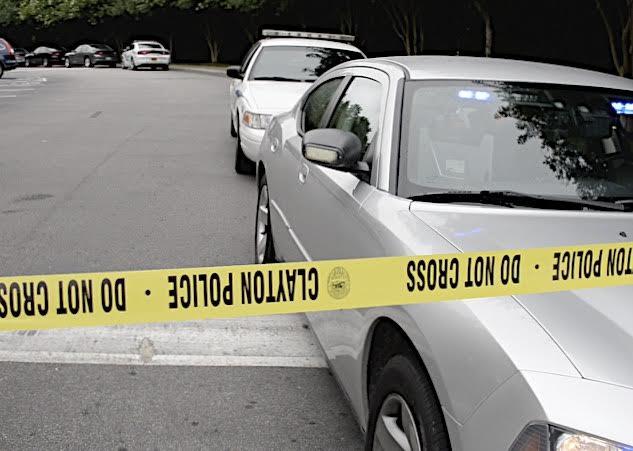 Clayton Body Found 2
