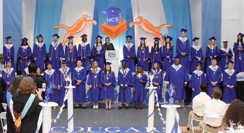 Neuse Charter Graduation 6-16-15