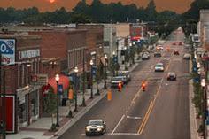 Benson Town Image