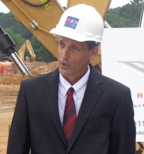 Mayor Jim Wiesner
