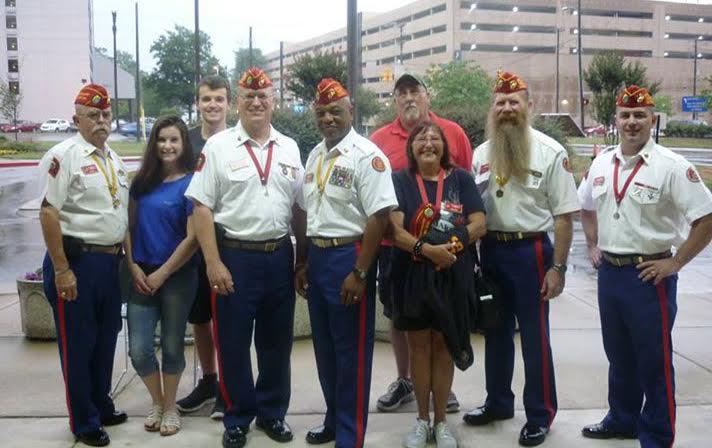 JoCo Marines Visit Durham