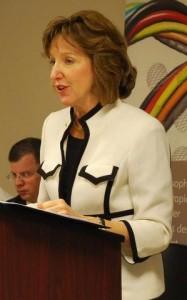 Former Senator Kay Hagan