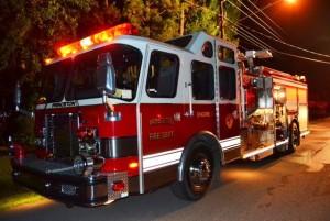 Princeton Firemen