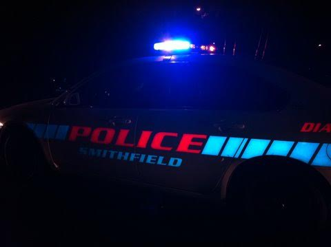 Smithfield Police Car
