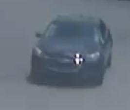 Suspect Card Scam Car