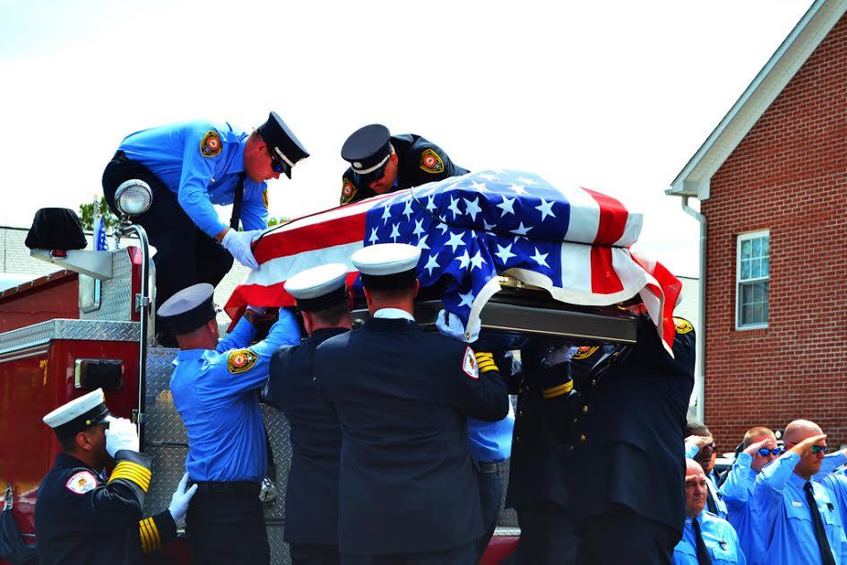 Daniels Funeral 2