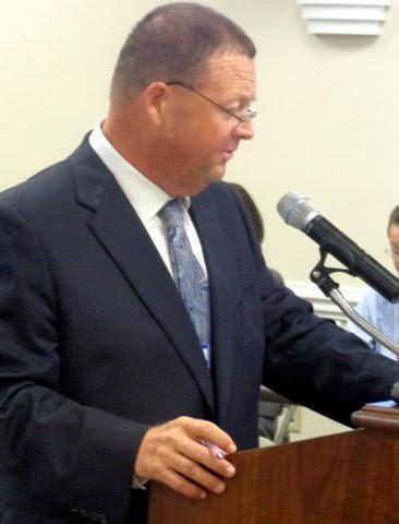 Deputy Superintendent Ross Renfrow