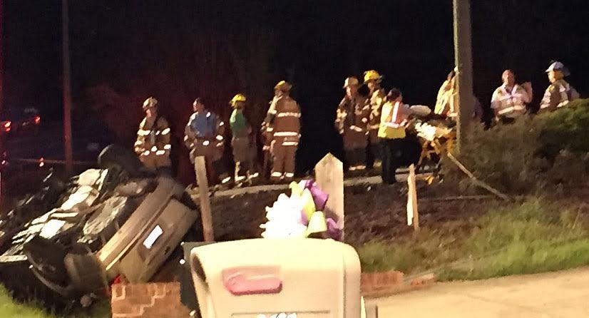 Accident 9-14-15 Van Fire 2