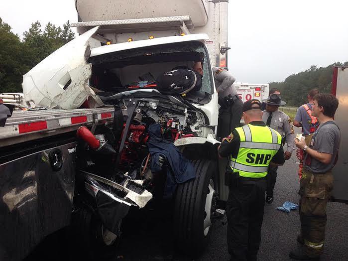 Accident I40 2