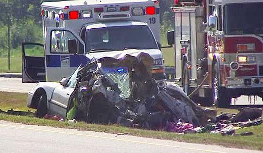 Accident US 70 1
