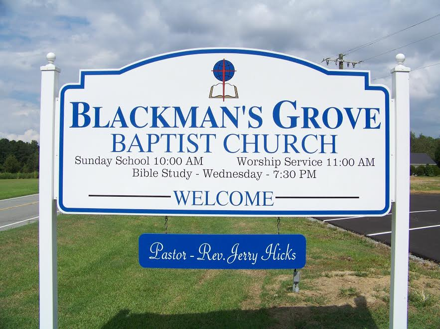 Blackmans Grove Church 2