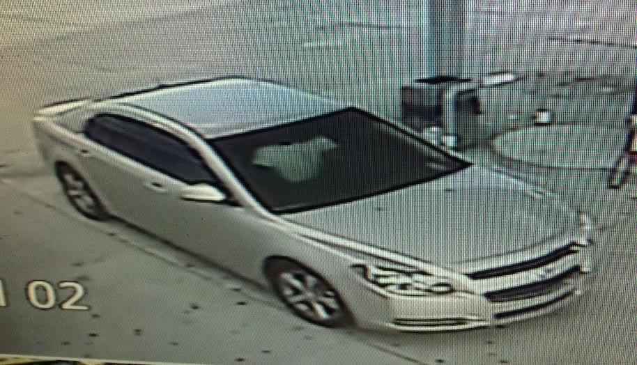 Counterfeit Suspect Car