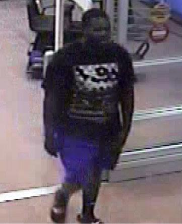 JCSO Walmart Thief