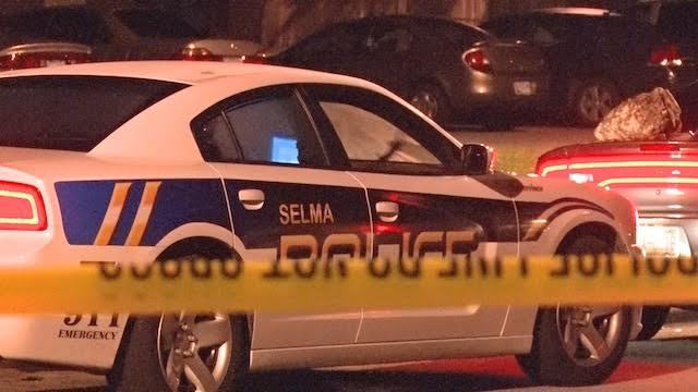 Selma PD Shooting 2