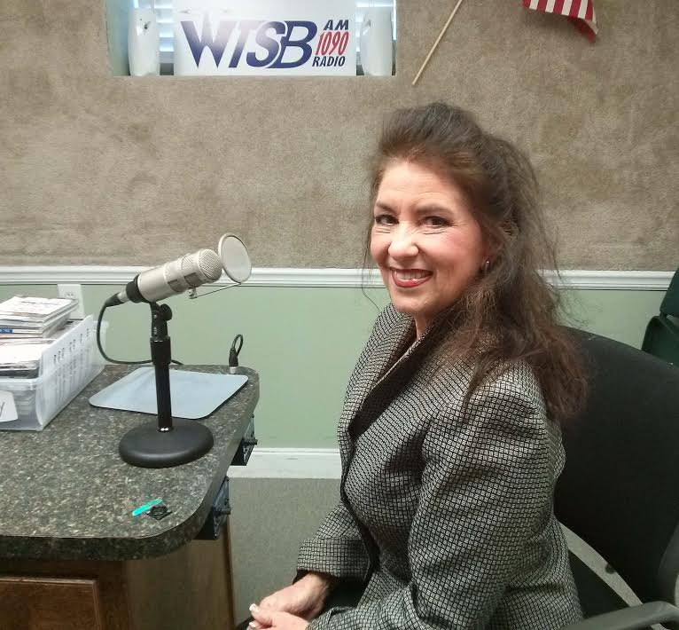 Donna White In Studio