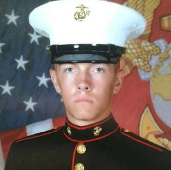 Marine Cpl. William Ferrell