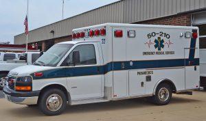 50 210 EMS Ambulance