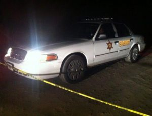 Johnston County Sheriff Car