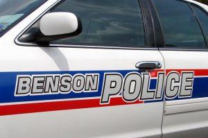 Benson Police Car