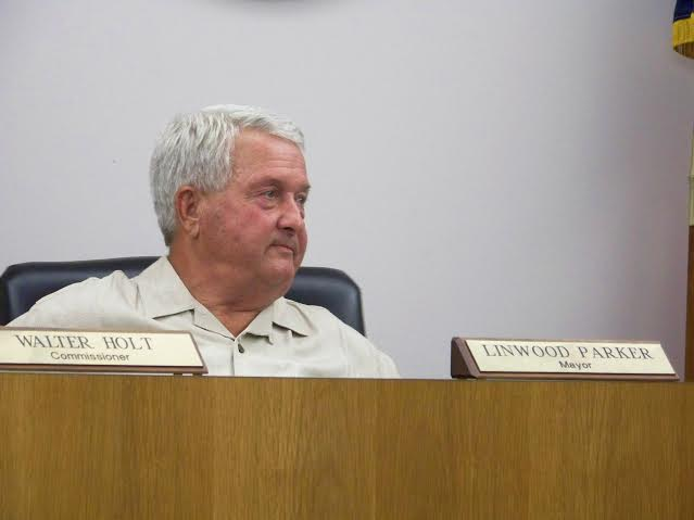 During Monday night's Four Oaks Town Council meeting, Mayor Linwood Parker said he believes it is unlikely CSX will locate in Four Oaks. JoCoReport.com Photo