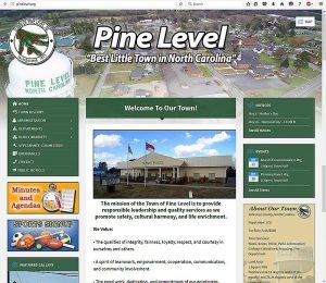pinelevel web