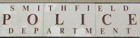 smithfield police logo