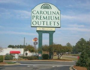 carolina outlets
